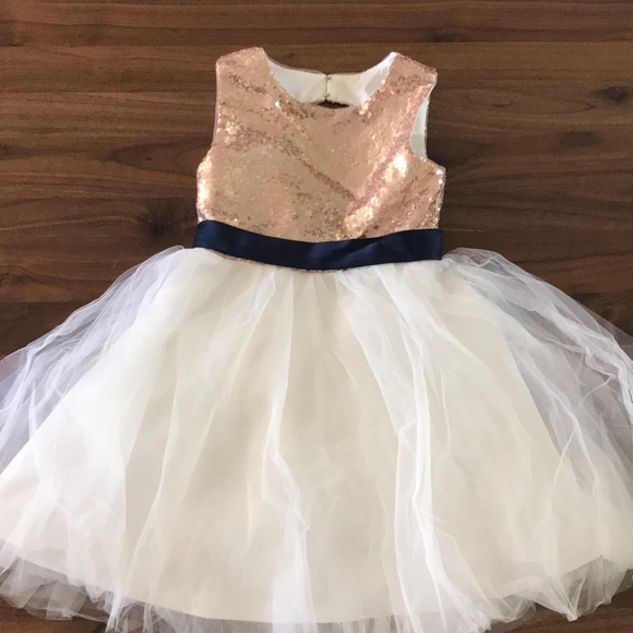 1be7c3e848f JJ s House flower girl dress sparkle